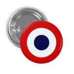 Botón de Mods del francés Pins