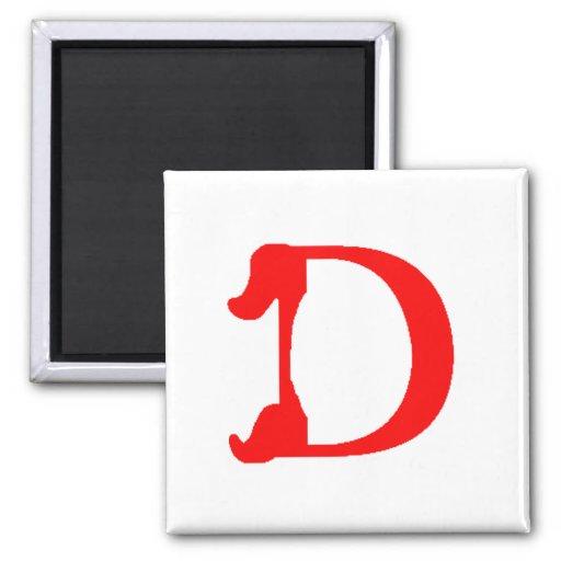 Botón de Monogam D Iman
