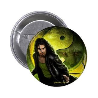 Botón de Morio Pin Redondo De 2 Pulgadas