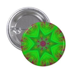 Botón de Netzach Qabalah Pin Redondo De 1 Pulgada