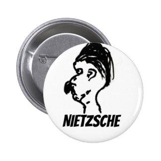 Botón de Nietzsche (creaciones sabias del dolor) Pins