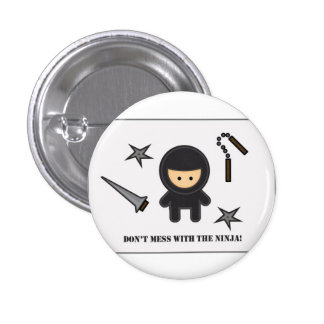 Botón de Ninja Pin