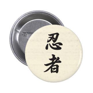 Botón de Ninja Pins
