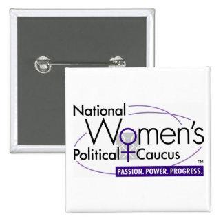 Botón de NWPC Pins