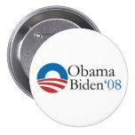 Botón de Obama Biden Pins