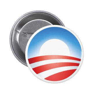 ¡Botón de Obama! Pin