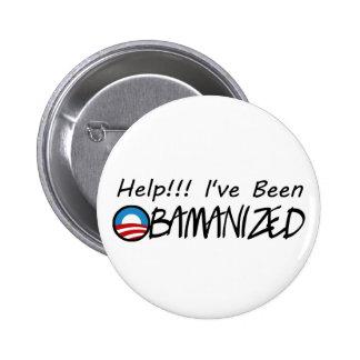 Botón de Obamanized