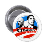 Botón de OBAMDEN 2008 Pins