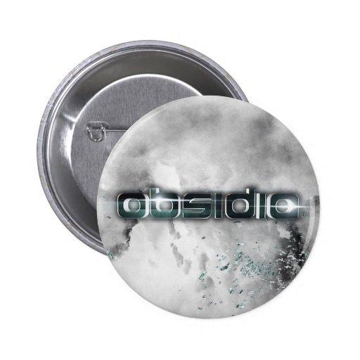 Botón de Obsidia Pin