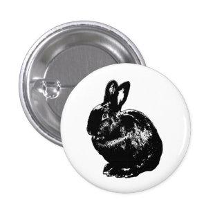 Botón de Ofelia Pin Redondo De 1 Pulgada