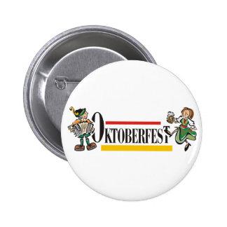 Botón de Oktoberfest Pins