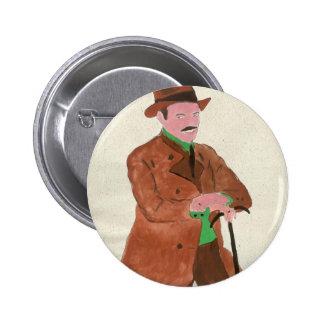 Botón de Oktoberfest Pin Redondo De 2 Pulgadas