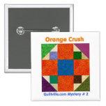 Botón de Orangecrush Pin