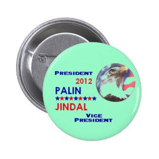 Botón de PALIN y de JINDAL 2012