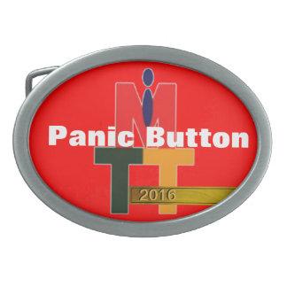 Botón de pánico del mitón 2016 hebillas cinturón