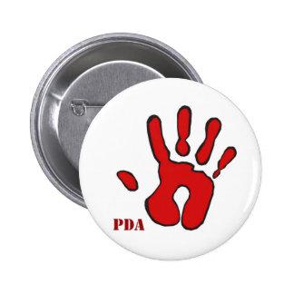 Botón de PDA Pin
