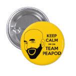 Botón de Peapod del equipo Pins