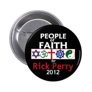 Botón de Perry 2012 Pins