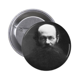 Botón de Peter Kropotkin Pin