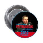Botón de PETRAEUS 2012 Pin