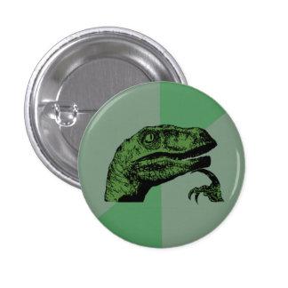 Botón de Philosoraptor Pins