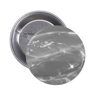 Botón de plata del descenso del agua pins