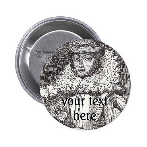 Botón de Pocahontas Pins