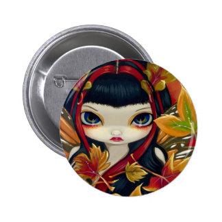 """Botón de """"pocas hojas de otoño"""""""