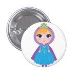 Botón de princesa Dakota Pins