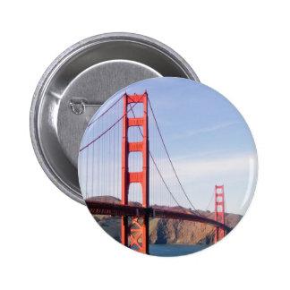 Botón de puente Golden Gate Pins