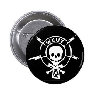 Botón de radio de WCUT Pins