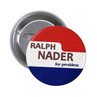 Botón de Ralph Nader