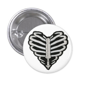 Botón de Ribcage Pin