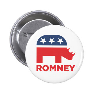 Botón de RINO Romney Pins