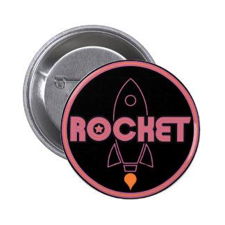 ¡Botón de Rocket! Pins