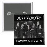 Botón de Romney del Anti-Mitón Pin