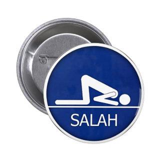 Botón de Salah Pin