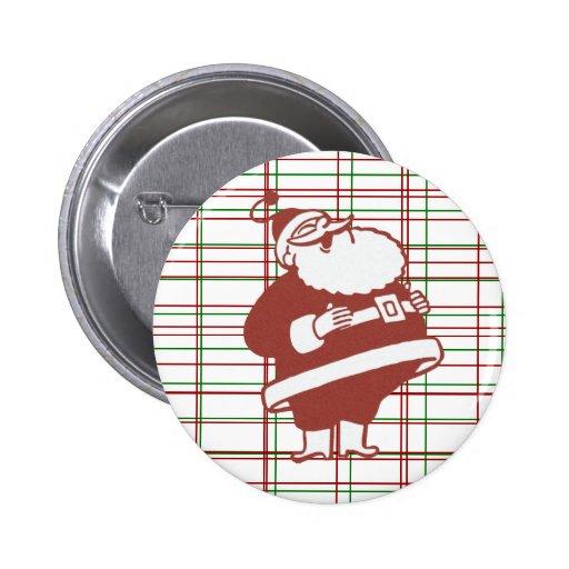 Botón de Santa Pins