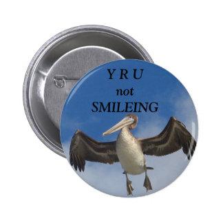 Botón de Smile_ Pin Redondo De 2 Pulgadas