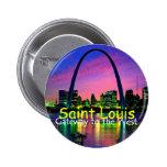 Botón de St. Louis Pin