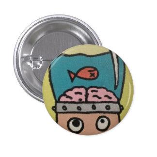 Botón de Stanley Pin Redondo De 1 Pulgada