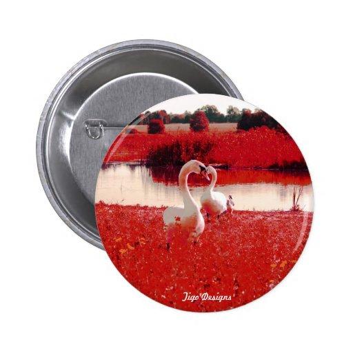 Botón de Swanlove Pins