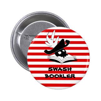 Botón de Swashbookler Pin