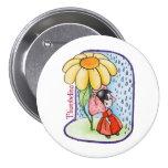 Botón de Thumbelina Pin
