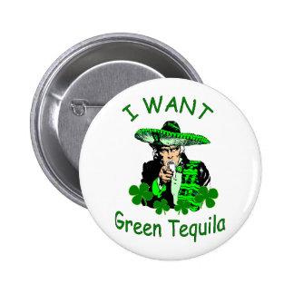 Botón de Tio Sammy de St Patrick Pin