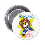 Botón de Toon Rowland Pins