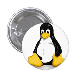 Botón de Tux Pin