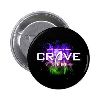 Botón de UltimateCrave Pin