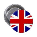 Botón de Union Jack Pins
