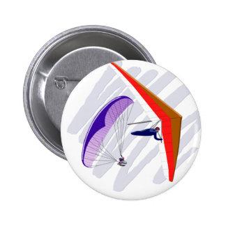 Botón de WOR Pin Redondo De 2 Pulgadas